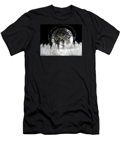 The Unisphere's 50th Anniversary Men's T-Shirt (Athletic Fit)
