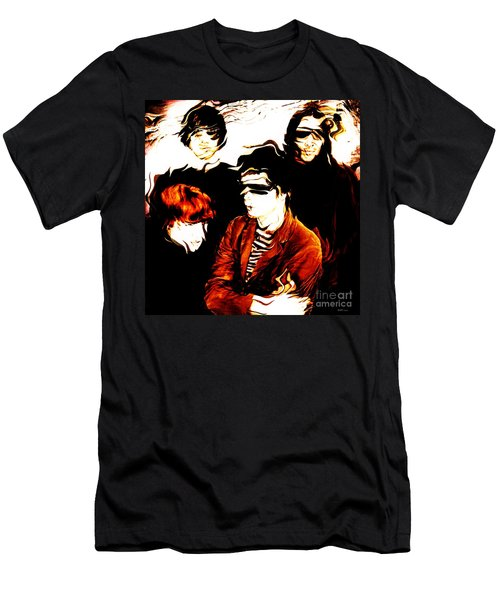 The Velvet Underground  Men's T-Shirt (Slim Fit) by Elizabeth McTaggart