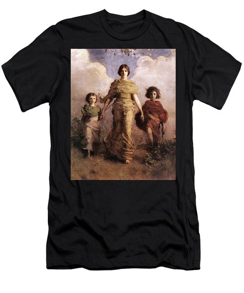 The Virgin Men's T-Shirt (Athletic Fit)