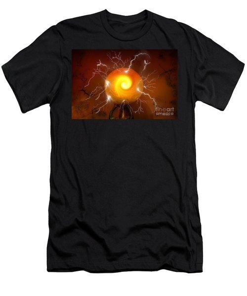 The Vision Men's T-Shirt (Slim Fit) by Dan Stone