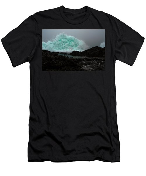 The Wall Series Frame 3 Full Res Men's T-Shirt (Athletic Fit)