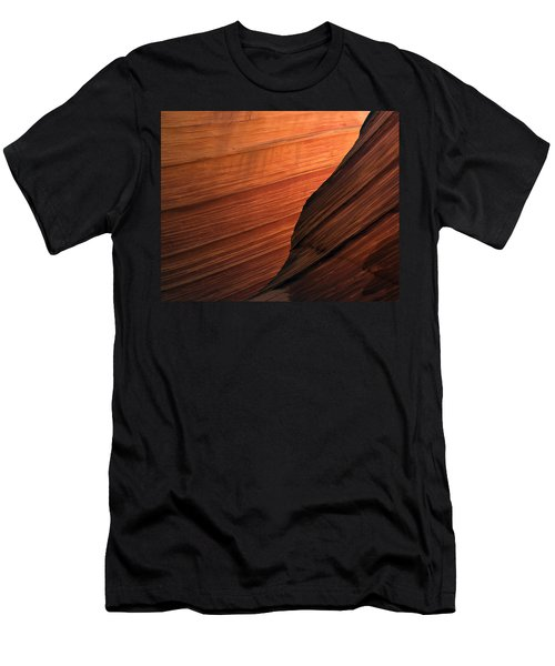 'the Wave' North Coyote Buttes 47 Men's T-Shirt (Athletic Fit)