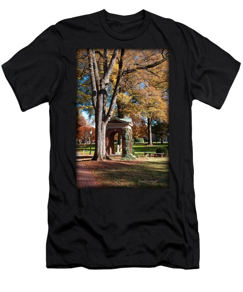 The Well - Davidson College Men's T-Shirt (Athletic Fit)