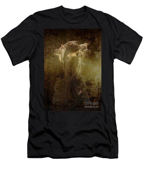 The Whisper Men's T-Shirt (Athletic Fit)
