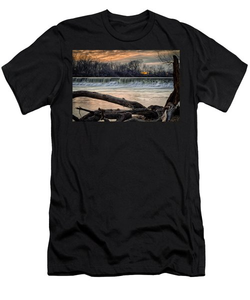 The White River Men's T-Shirt (Athletic Fit)