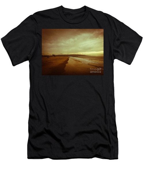 The Winter Pacific Men's T-Shirt (Athletic Fit)