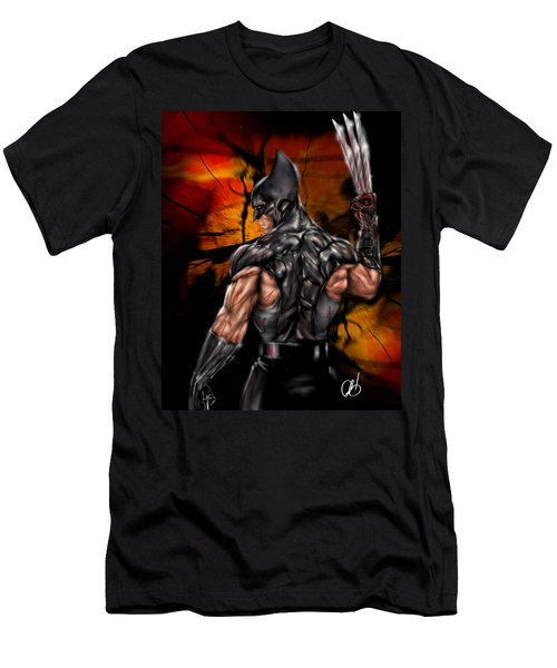 The Wolverine Men's T-Shirt (Athletic Fit)