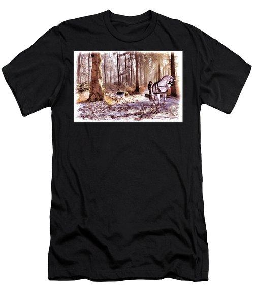The Woodsman Men's T-Shirt (Athletic Fit)