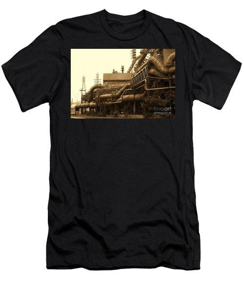 The Worm Passageways Men's T-Shirt (Athletic Fit)