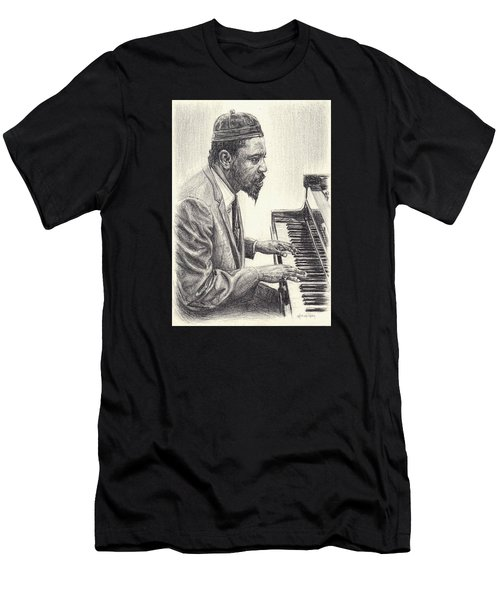 Thelonious Monk II Men's T-Shirt (Athletic Fit)