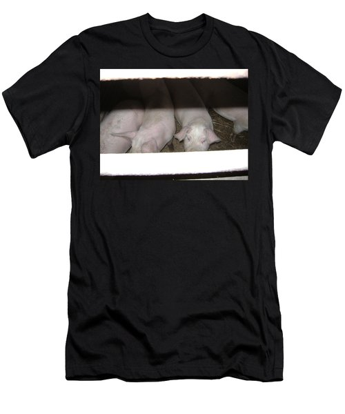 These Eyes Men's T-Shirt (Athletic Fit)