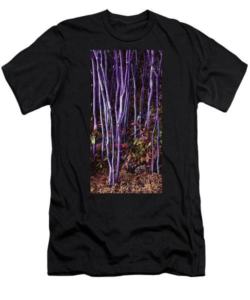 Thick Rough Men's T-Shirt (Athletic Fit)