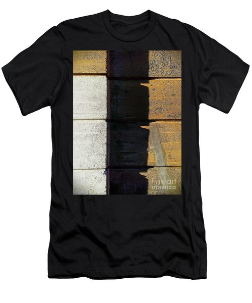 Men's T-Shirt (Slim Fit) featuring the photograph Thirds by James Aiken
