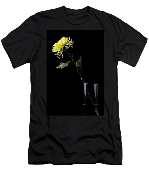 Men's T-Shirt (Slim Fit) featuring the photograph Thirsty by Sennie Pierson
