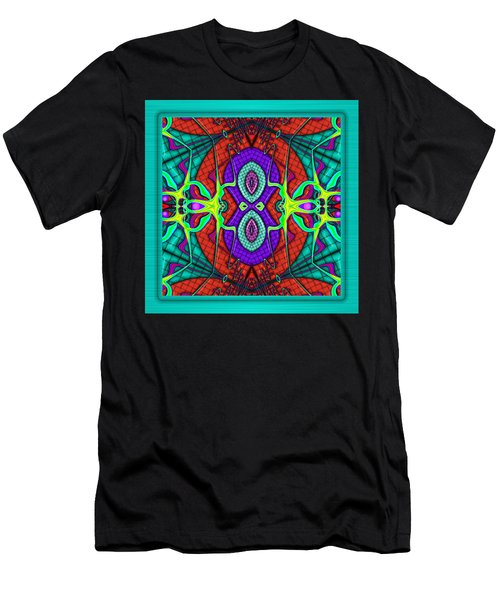 This Rough Magic 3 Men's T-Shirt (Slim Fit) by Wendy J St Christopher