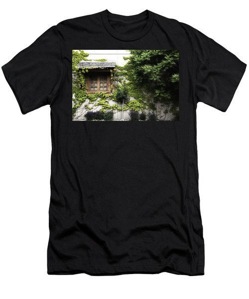This Side Of The Window In Colour Men's T-Shirt (Athletic Fit)