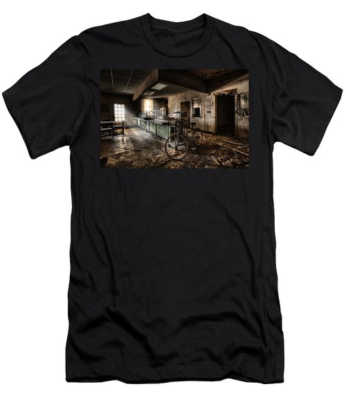 This Would Be The End - Cafeteria - Abandoned Asylum Men's T-Shirt (Athletic Fit)