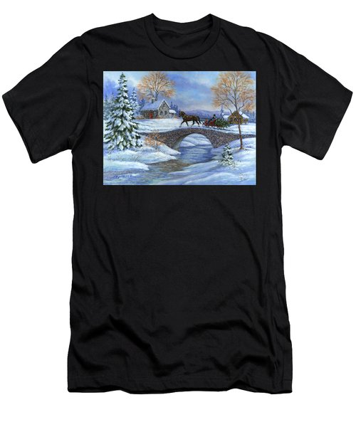 This Years Tree Men's T-Shirt (Athletic Fit)
