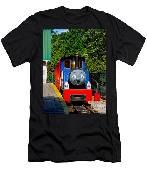 Thomas Men's T-Shirt (Slim Fit) by Sher Nasser