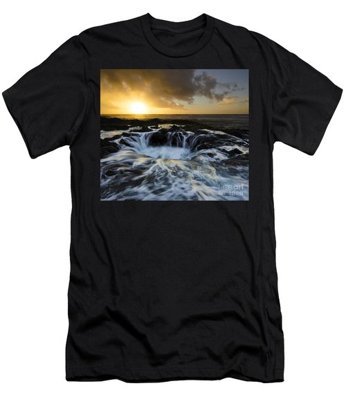 Thors Well Into The Depths Men's T-Shirt (Athletic Fit)