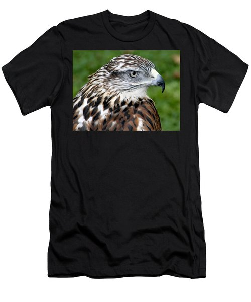 The Threat Of A Predator Hawk Men's T-Shirt (Athletic Fit)
