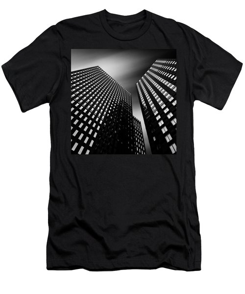 Three Towers Men's T-Shirt (Athletic Fit)