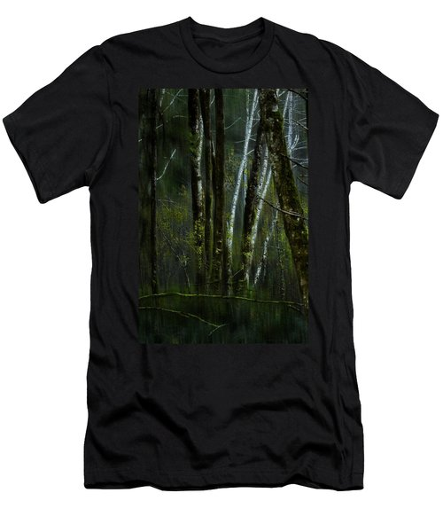 Through A Glass . . . Darkly Men's T-Shirt (Athletic Fit)