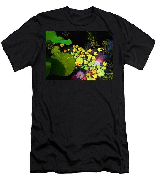 Through The Looking Glass Bristol Rhode Island Men's T-Shirt (Slim Fit) by Tom Prendergast