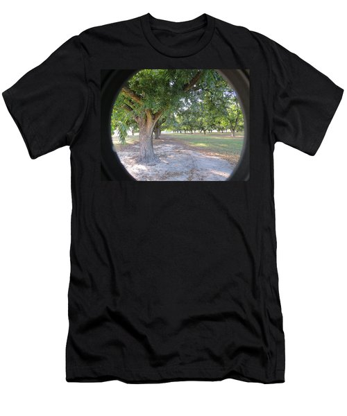 Through The Orchard Men's T-Shirt (Slim Fit) by Aaron Martens
