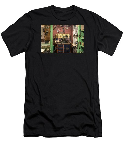 Garage Of Yesteryear Men's T-Shirt (Athletic Fit)