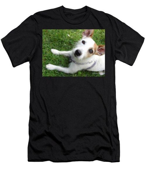 Throw It Again Men's T-Shirt (Athletic Fit)