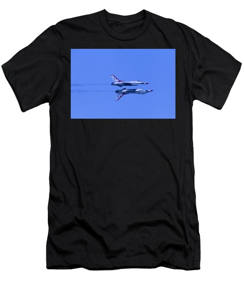 Thunderbirds Solos 6 Over 5 Inverted Men's T-Shirt (Athletic Fit)