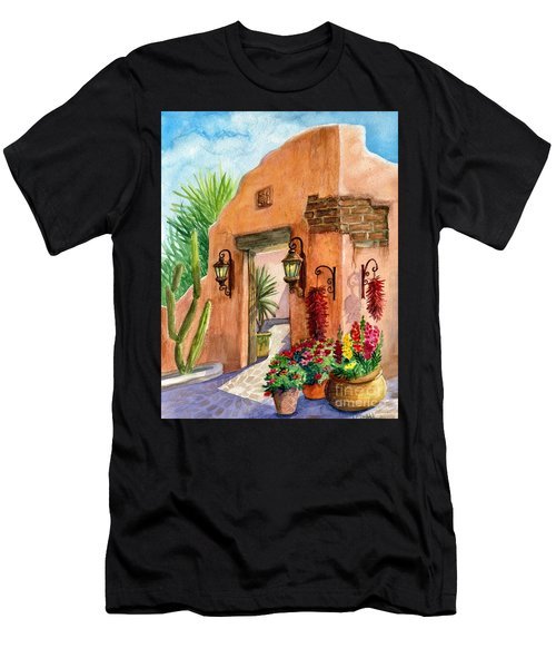 Tia Rosa Time Men's T-Shirt (Athletic Fit)