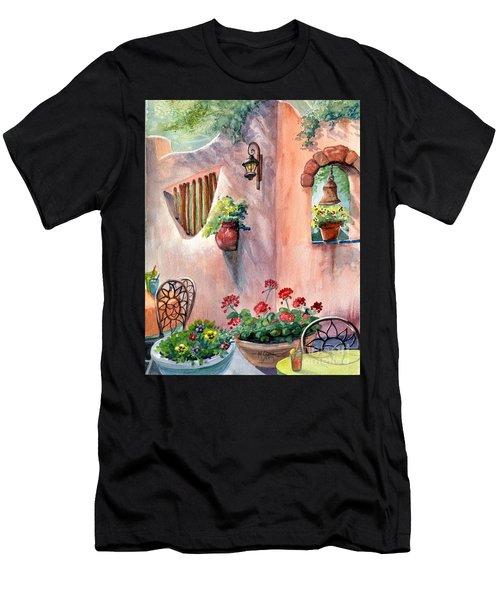 Tia Rosa's Men's T-Shirt (Athletic Fit)