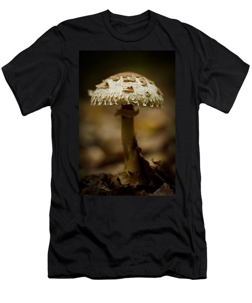 Tiffany Shroom Men's T-Shirt (Athletic Fit)