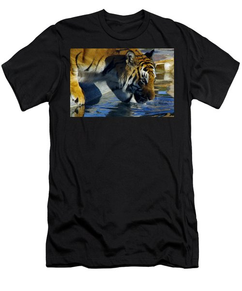 Tiger 2 Men's T-Shirt (Athletic Fit)