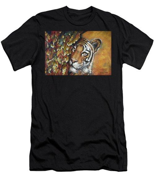 Tiger 300711 Men's T-Shirt (Athletic Fit)