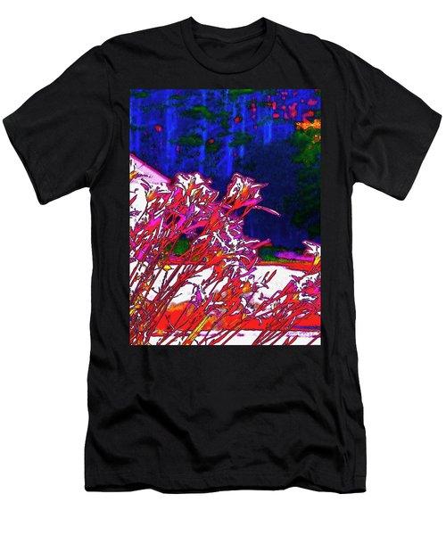 Tigerlilies  Men's T-Shirt (Athletic Fit)