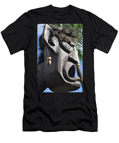 Tiki Master Men's T-Shirt (Athletic Fit)