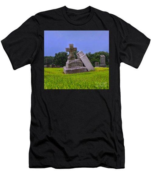 Till Death Do Us Part Men's T-Shirt (Athletic Fit)