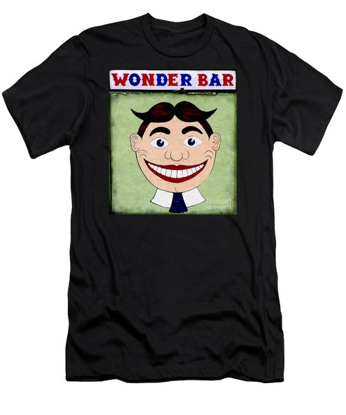 Tillie - Wonder Bar Men's T-Shirt (Slim Fit) by Colleen Kammerer