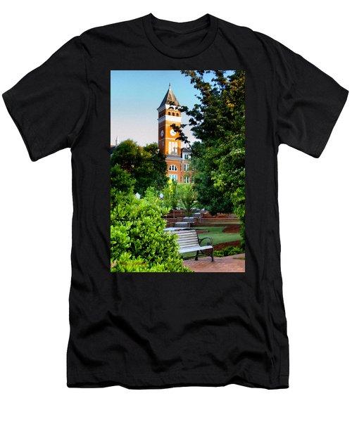 Tillman Hall Early Morning Men's T-Shirt (Athletic Fit)