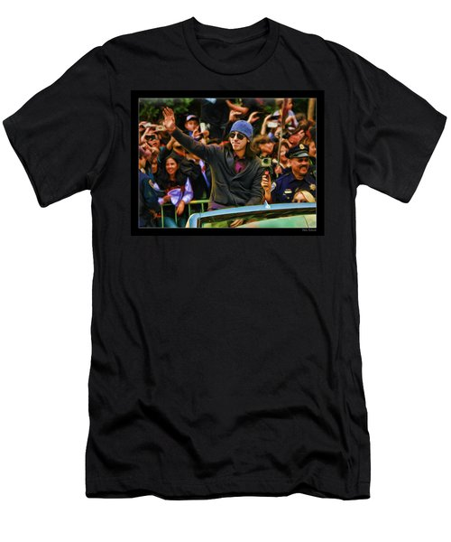 Tim Lincecum World Series 2012 Men's T-Shirt (Athletic Fit)