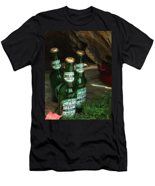 Time In Bottles Men's T-Shirt (Athletic Fit)