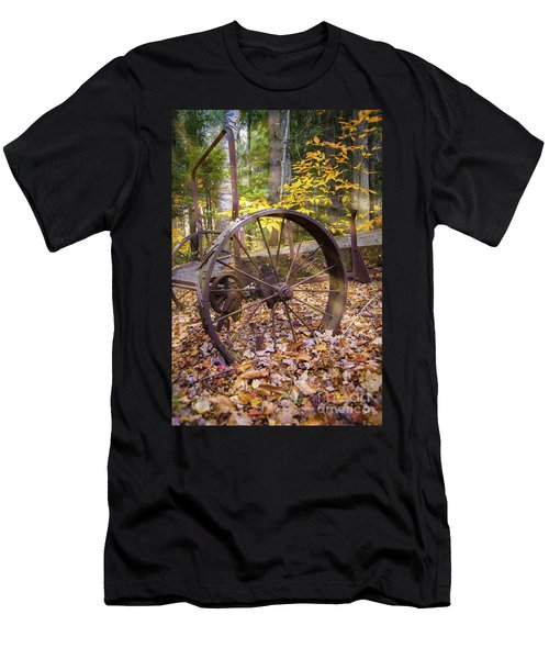 Time Gone By Men's T-Shirt (Athletic Fit)