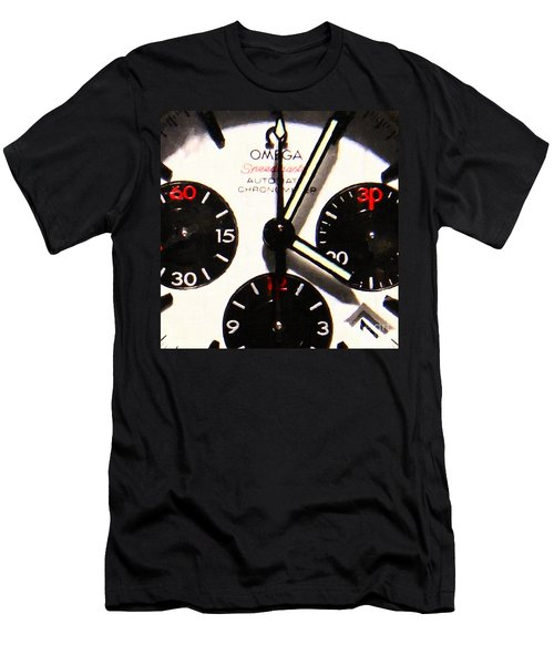 Time Piece - 5d20658 Men's T-Shirt (Athletic Fit)