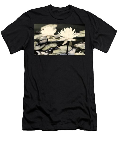 Men's T-Shirt (Slim Fit) featuring the photograph Timeless by Lauren Radke