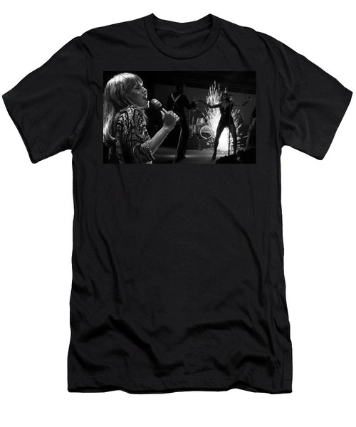 Tina Turner  Men's T-Shirt (Athletic Fit)