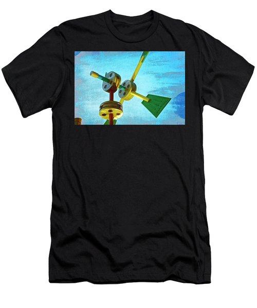 Tinkertoys Men's T-Shirt (Athletic Fit)