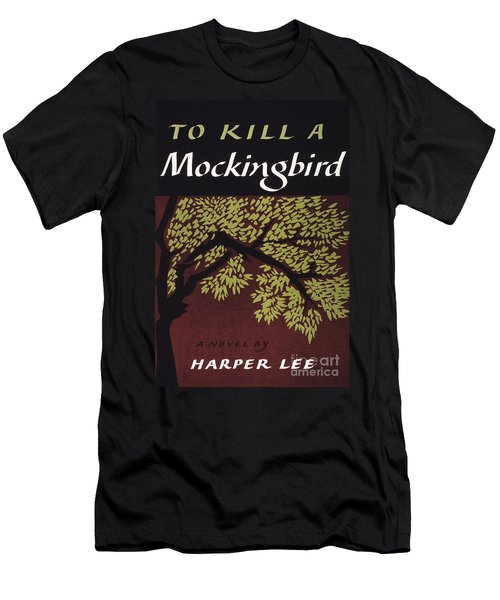 To Kill A Mockingbird, 1960 Men's T-Shirt (Athletic Fit)